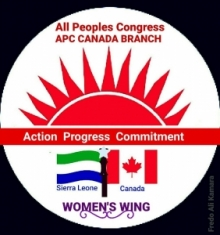 APC-Canada Women's wing launching: Expected national and international guests
