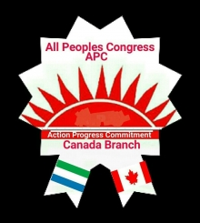 Update on APC-Canada Branch Toronto meeting