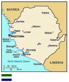 Sierra Leone is a good place to visit and retire