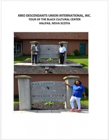 Halifax: KDU International members visit Black Cultural Centre