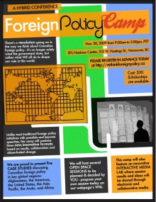ForeignPolicy Camp by Canada's World