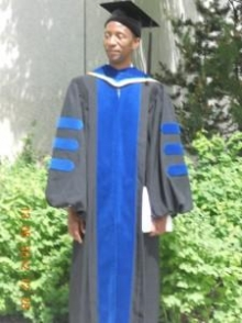 Former Fourah Bay College Research Assistant Bags PhD