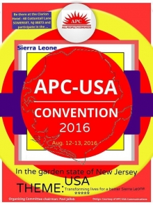 APC-USA Convention 2016