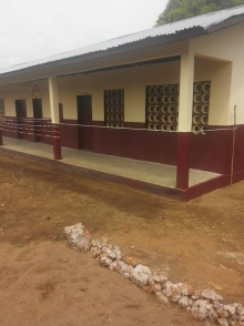 New primary school at Masiaka