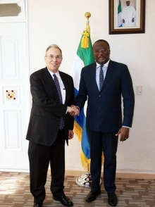 Seoul: Sierra Leone, Israel, advance diplomatic ties