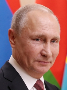Putin in South Africa for BRICS summit
