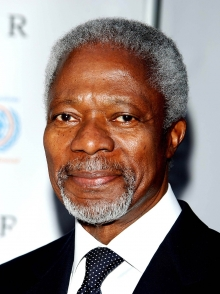 Statement by the Prime Minister of Canada on death of Kofi Annan
