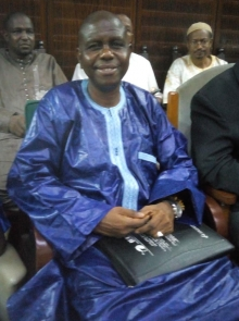 Freetown: Parliament approves Seaga Shaw as RAIC chairman