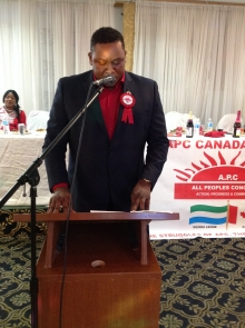 Toronto: Historic APC-Canada branch inauguration at Taj banquet hall