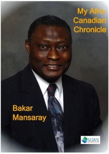 Edmonton: Bakar Mansaray releases his second book