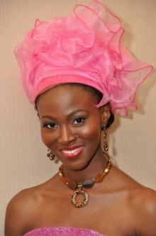 Interview with Sierra Leonean beauty Mariatu Cole